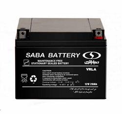 باتری سیلد اسید صبا باتری