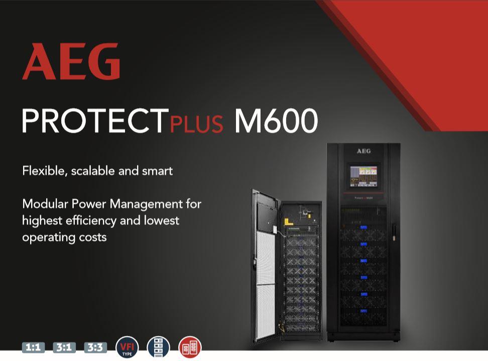 AEG M 600