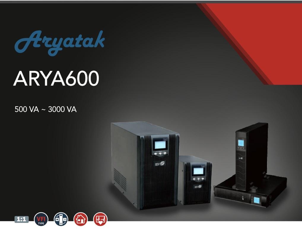 ARYA 600